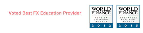 Voted Best FX Education Provider 2012 & 2013