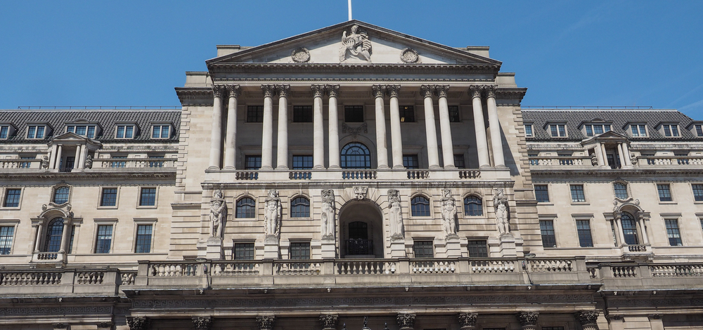 Bank of England London United Kingdom
