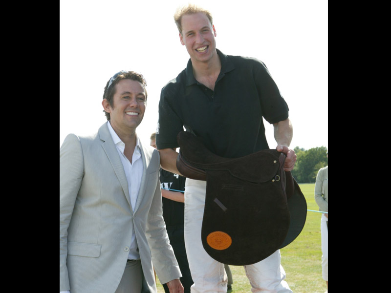 greg secker and prince william