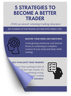 5 Strategies To Become a Better Trader Fact Sheet