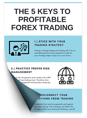 The 5 Keys to Profitable Forex Trading Fact Sheet